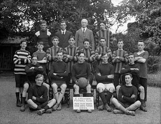 Ballymun Kickhams GAA - C.J. Kickham's GAA Football Club, August 1912