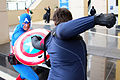 C2E2 2013 - Captain America vs The Winter Soldier (8703496752).jpg