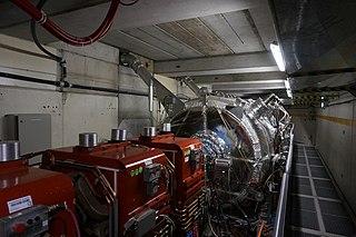 Antiproton Decelerator CERN infrastructure