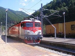 CFR Class 47 - Image: CFR 477 498 at Sinaia