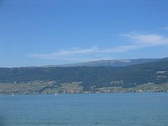 Seeland (Switzerland) - Image: CH Chasseral