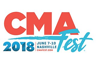 CMA Music Festival country music festival in Nashville, Tennessee, USA