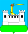 Coat of arms of Чуднів