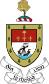 Coat of arms of County Mayo