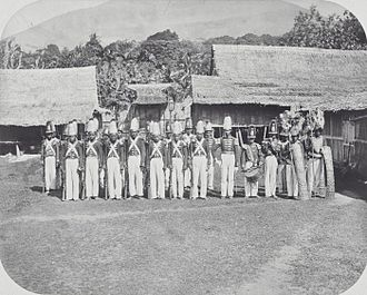 Ternate - Sultan of Ternate's guard.