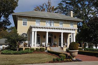 College Street Historic District Troy Alabama Wikipedia