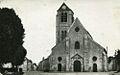 CP église Saint-Martin d'Auxy, Loiret, Centre, France.jpg