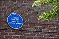 C S Lewis plaque, Belfast - geograph.org.uk - 449812.jpg