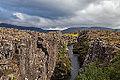 Cañón Flosagja, Parque Nacional de Þingvellir, Suðurland, Islandia, 2014-08-16, DD 044.JPG