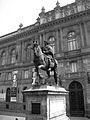 Caballito Plaza Tolsá, Centro Histórico de la Ciudad de México.jpg