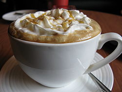 Kaffi latte