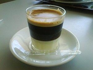 Un café bombón
