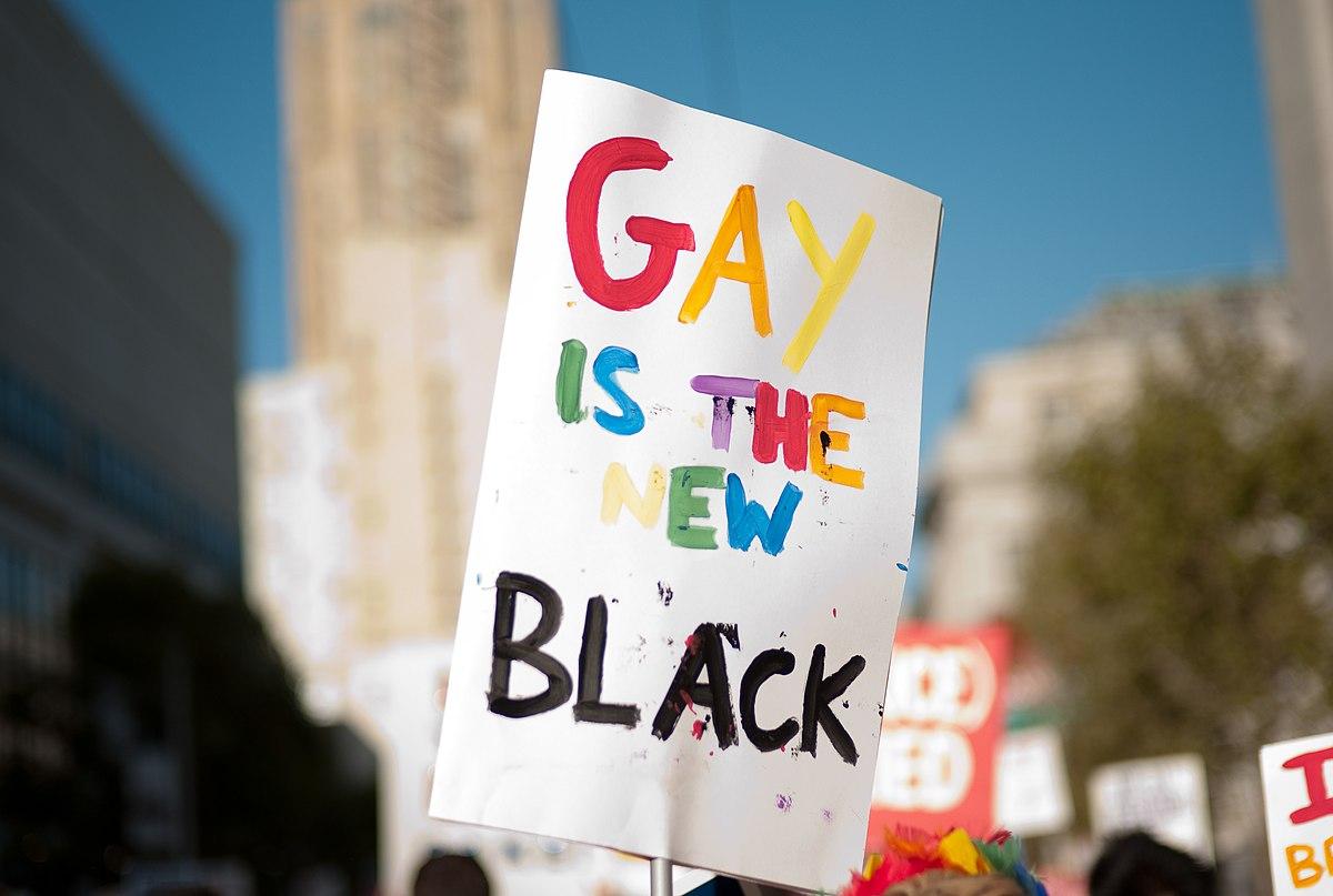 california gay rights