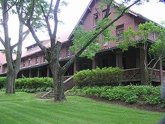 Camp Evans Historic District - Image: Camp Evans Historic District (38)