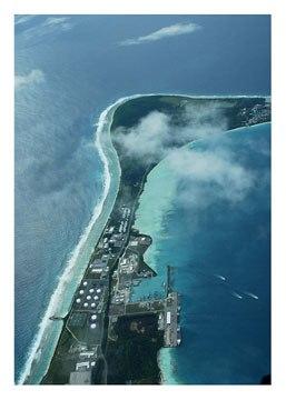 Camp Justice --Diego Garcia