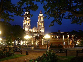 Campeche City - Independence Park