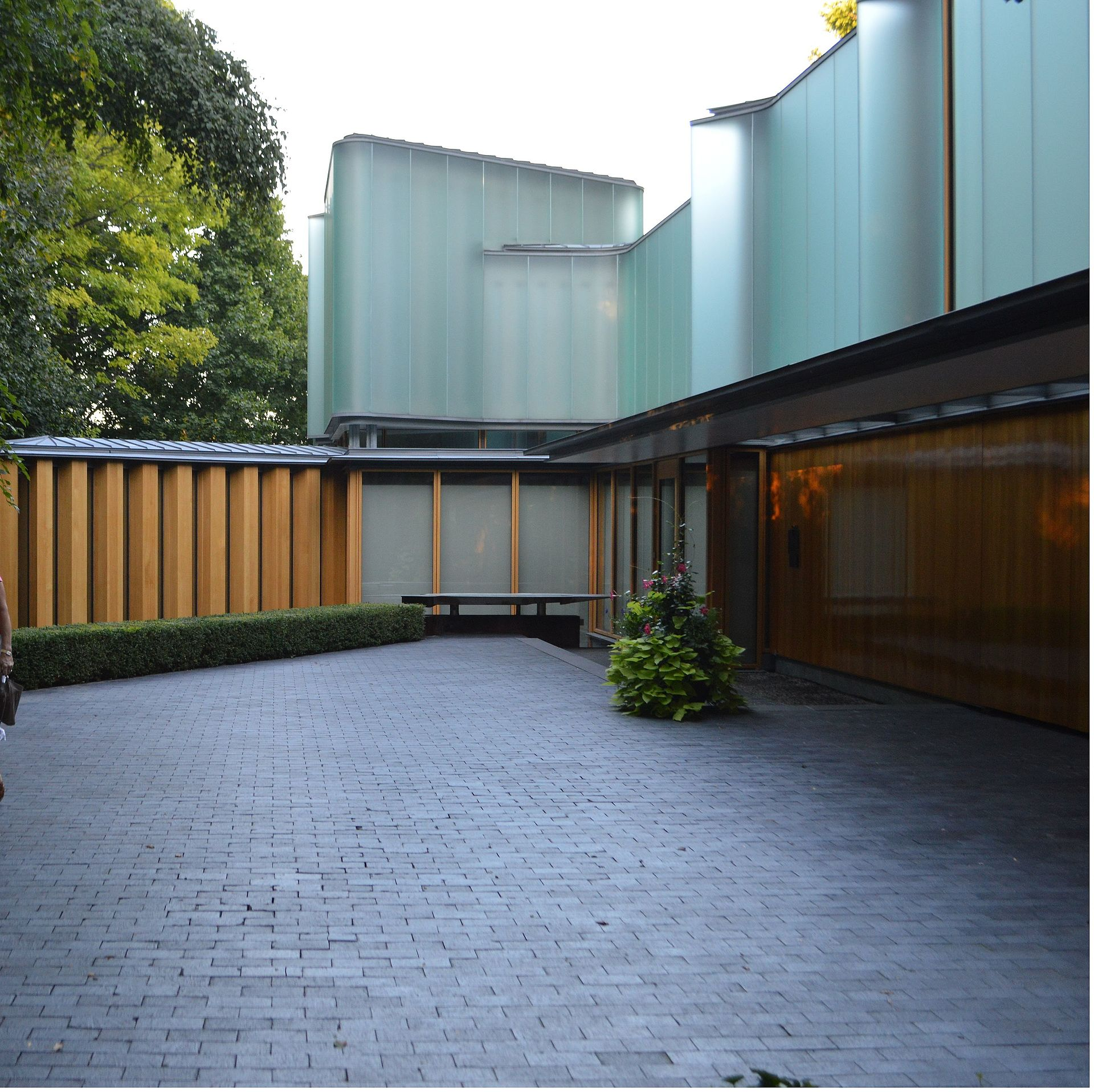 integral house