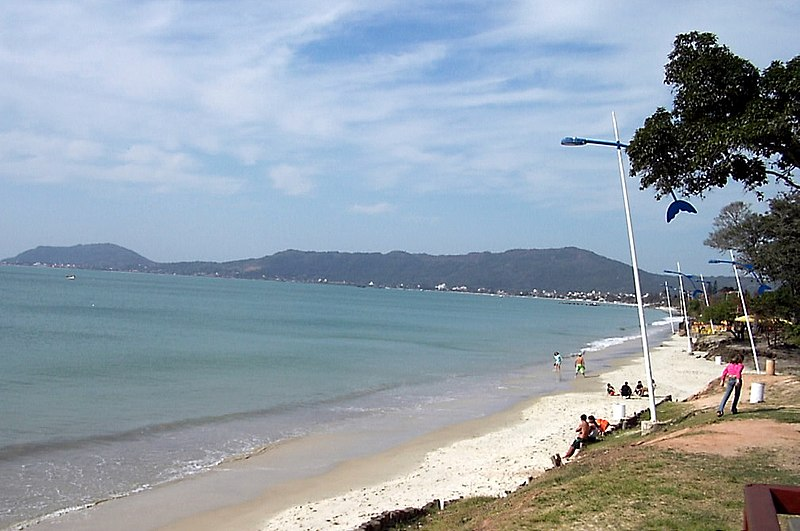 Praias da moda de Florianópolis