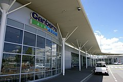 Canberra International AirportPort lotniczy Canberra