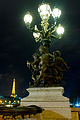 Candélabre du pont Alexandre-III, 14 déc 2013.jpg
