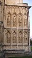 Canterbury Cathedral exterior statues.JPG