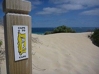 Cape to Cape Track long-distance walk trail in Western Australia