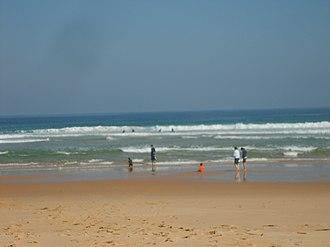 Phillip Island - The beach at Cape Woolamai