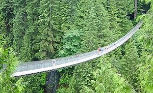 North Vancouver (district municipality) - Capilano Suspension Bridge