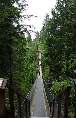 Capilano Suspension Bridge - Capilano Suspension Bridge