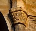 Capitell, Església de Sant Joan de Mediona, Alt Penedès..jpg