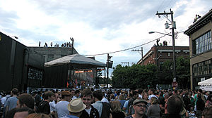 Capitol Hill Block Party - Stage near Neumo's, 2008