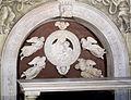 Cappella di filippo strozzi, tomba, benedetto da maiano 03.JPG