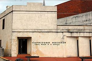 Capricorn Records - Image: Capricorn HQ