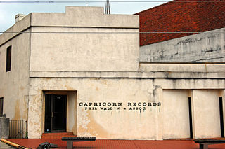 Capricorn Records American independent record label