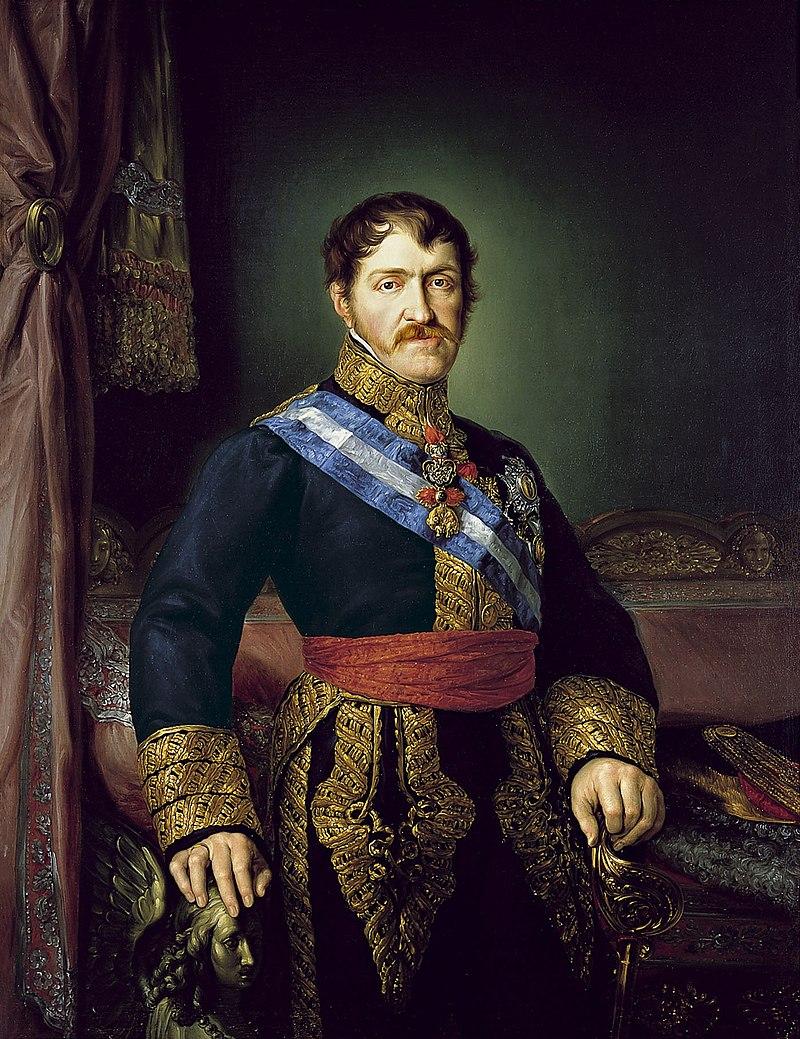 Carlos Marнa Isidro de Borbуn, por Vicente Lуpez.jpg