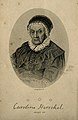 Caroline Herschel, aged 92. Stipple engraving by J. Brown. Wellcome V0002715.jpg
