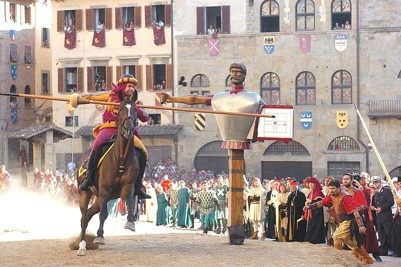 File:Carriera del Cavaliere di Porta del Foro.JPG