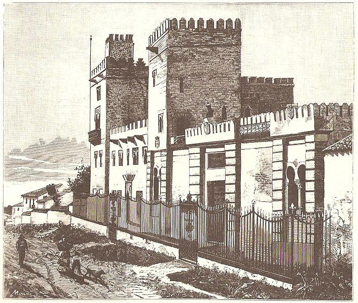 File:Casa-palacio de Hernán Cortés.jpg