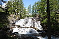 Cascade de Fontcouverte vallee de la Claree France.jpg