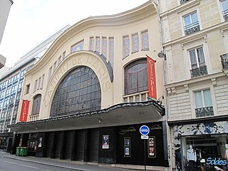 Casino de Paris theater