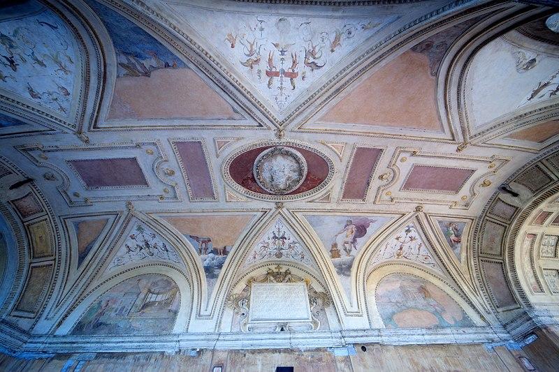 Datei:Castel Sant'Angelo interior 02.jpg