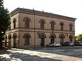 Castelvetro Piacentino stazione piazzale.JPG