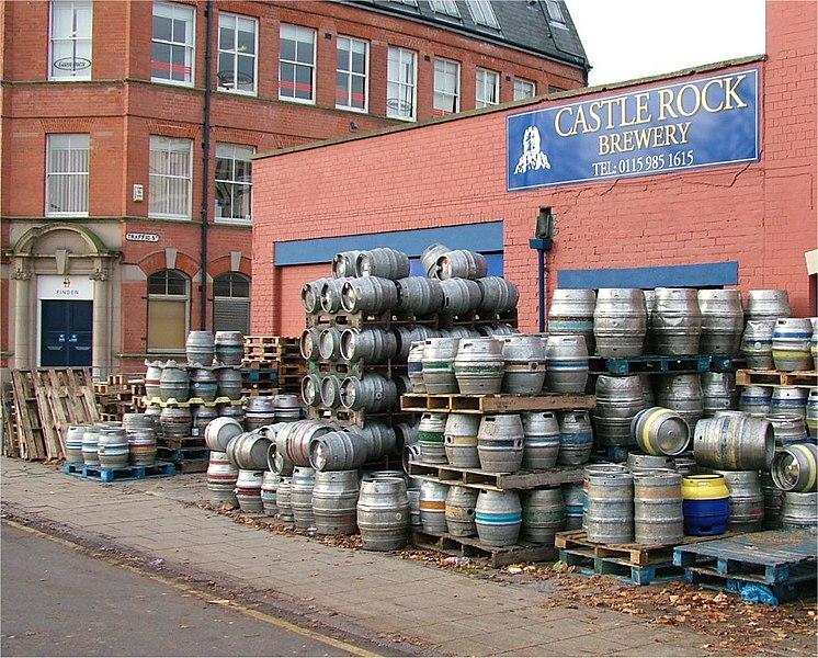 Castle Rock Brewery Tour Nottingham