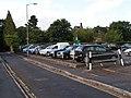 Castle street car park, Taunton - geograph.org.uk - 1460159.jpg