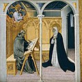 Catalina de Siena dictando sus Diálogos.jpg