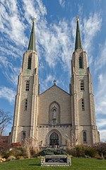 Catedral Católica de la Inmaculada Concepción, Fort Wayne, Indiana, Estados Unidos, 2012-11-12, DD 02