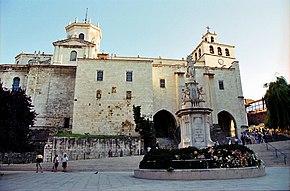 Santander Kathedrale