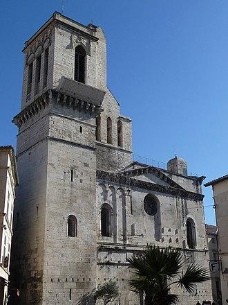 Bertrand de Montredon - File:Cathédrale Notre-Dame de Nîmes.