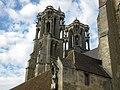 Cathédrale de Laon (Aisne) - tours de la façade occidentale.jpg