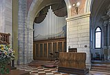 Cathedral (Vicenza) - Interior - organ.jpg